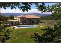 ( Spain ,Pontevedra)Manor for sale , with 2 coats of arms, luxury at a good price.refurbished