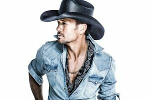 Tim McGraw Tickets — All Shows. Canadian Operated.