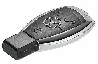 Mercedes Benz -Programming New Spare Key Remote/Fob -Lost key Replacement Up To 2012