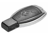 Mercedes spare replacement 3 or 2 button key c class w203 w204 e w211 w212 B class ML A class ALL