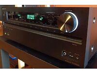 Onkyo A/V reciever & Panasonic DVD recorder