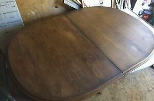 Beautifully Restored Hardwood Dining Table