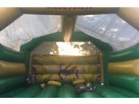 Bouncy castle hire from as little as £50