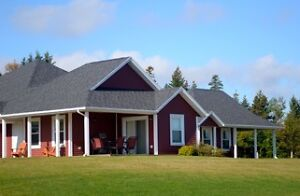 Off Season Rentals at The Gables of PEI - EVERYTHING INCLUDED!