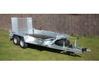 IFOR WILLIAMS GH1054 PLANT TRAILER