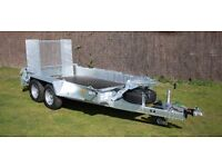 IFOR WILLIAMS GH1054 PLANT TRAILER (BRAND NEW)
