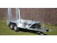 IFOR WILLIAMS GH94 PLANT TRAILER