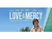 Valentines Day at Nightspot Cinema: Love & Mercy
