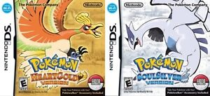 Heartgold and soul silver
