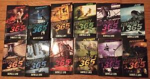 Conspiracy 365 - Complete 12 book Series