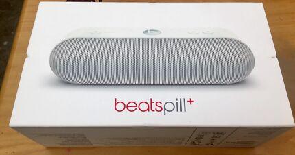 Beats pill plus wireless speaker white