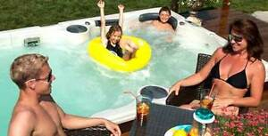Hydropool Hot Tubs & SwimSpas Employee Pricing Sale! Kawartha Lakes Peterborough Area image 2