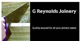 G Reynolds Joinery & Building