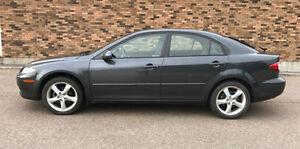 2004 Mazda Mazda6 Hatchback