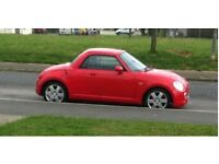 Copen vivid model with very low miles