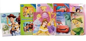 NEW Disney Board Book - Toddlers/Babies - Cars, Tinkerbell, Toy Stor