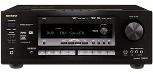 Onkyo TX-DS787 AV Receiver / THX, Dolby Digital, DTS