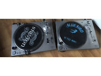 Stanton st8130 direct drive turntable deack