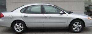 2003 Ford Taurus 2,000 New winter tires