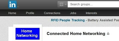 Connected Home Networking - Linkedin +25000 members