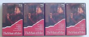 The Music of Man: Complete VHS Series Hosted by Yehudi Menuhin