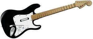 Rockband guitar PS3 package