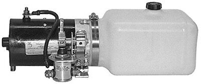 Buyers Pu311 D.c.hydraulic Power Unit Manual 3-way Release Valve Plow Dump