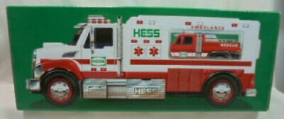 2020 Hess Toy Truck AMBULANCE and RESCUE Brand **NEW IN BOX
