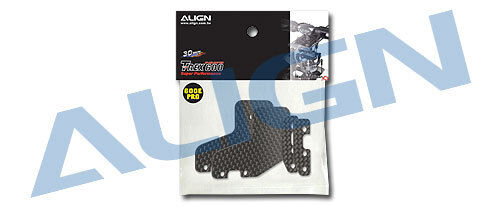 ALIGN T-Rex 600 PRO Frame Brace Set(CF) H60213