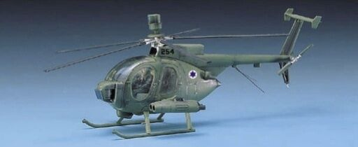 ACADEMY MODELS 1/48 Hughes 500D Tow Helicopter ACD12250-NEW