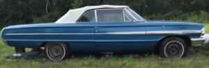 1964 Galaxie 500 Convertible, one owner car