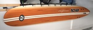 9 Foot Soft Top Foam Longboard Surfboard.  California Board Co.