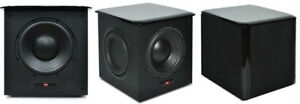 Brand New Sinclair 10 inch powered subwoofer