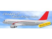 Airline tickets... upto 50% discount