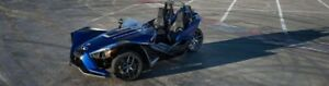 2017 Polaris SLINGSHOT SL NAVY BLUE / 67$/sem