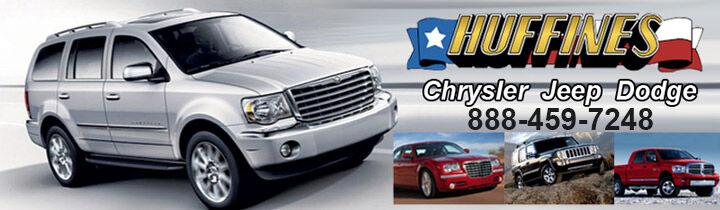 Huffines Chrysler Jeep Dodge
