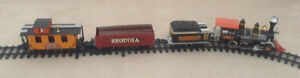Timber Wolf & Redwood Train Set for Sale Model Train
