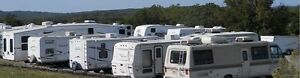 RV Storage & Parking in the Fort!! New Stalls Available!