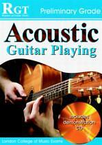 RGT ACOUSTIC GUITAR PLAYING Preliminary Grade +CD*