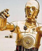 Anthony Daniels als C-3PO
