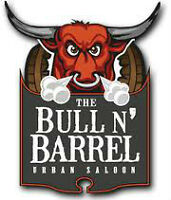 Bull and Barrel hiring cooks.  15 - 35 hours/week