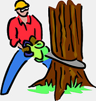 Reasonably priced tree cutter
