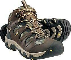 KEEN Men's Koven Mid Waterproof Hiking Shoe Mossy Oak