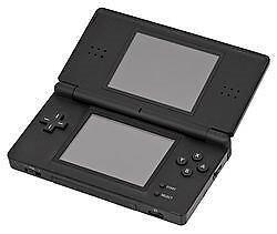 Nintendo DS Lite, Black or White $75 each