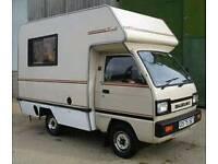 1989 Bedford rascal babmi camper