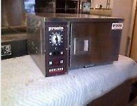 Pronto Steamer, Cleveland Steam Chef or Cleveland Convection Steamer