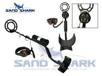 Sand Snake Metal Detector