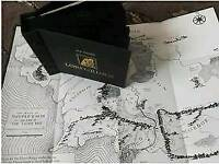 BBC Lord of the Rings 19CD box inc radio dramas soundtracks, middle earth map £45