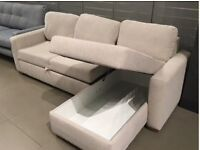 John Lewis Sofa Bed.