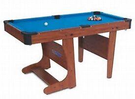 "Kids 4ft 6"" Pool table"